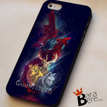 Game Of Thrones iPhone 4s iphone 5 iphone 5s iphone 6 case, Samsung s3 samsung s4 samsung s5 note 3 note 4 case, iPod 4 5 Case