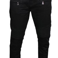 Bilkins Biker Denim (BLACK)