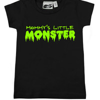 Mommy's Little Monster T-shirt
