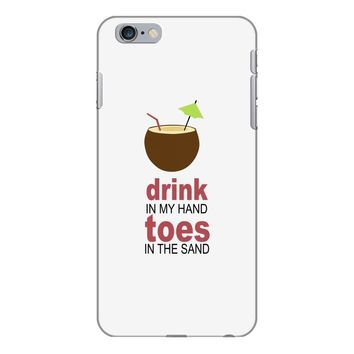drink in my hand iPhone 6 Plus/6s Plus Case