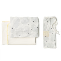 TINY CLOUD COT SHEET & BUNNY RUG – Wilson and Frenchy