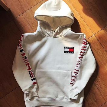Tommy Hilfiger Women Men Hot Hoodie Cute Sweater-13