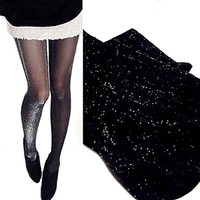 Women's Hosiery Color Patterned Tights