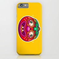 Fruit or Vegetable iPhone & iPod Case by Artistic Dyslexia