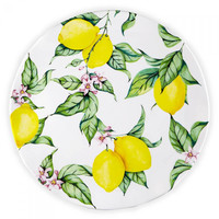 Limonata Melamine Serving Platter