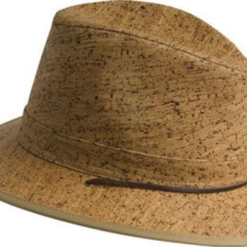 Bailey of Hollywood Men's Johnson 63401 Hat,Cork,L US
