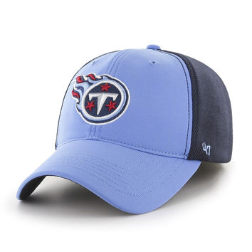 NFL '47 Draft Day Closer Stretch Fit Hat Tennessee Titans