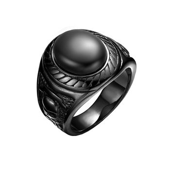 Mister Champ Ring - Black