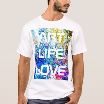 Art of color palette T-Shirt