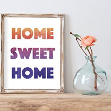Shop home sweet home wall decor on wanelo Home sweet home wall decor