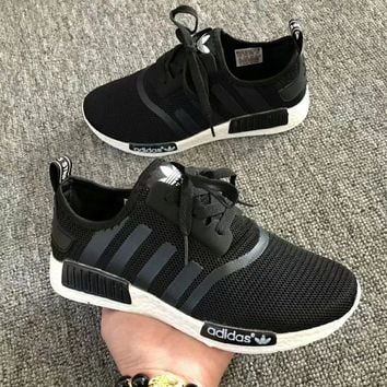 """""""Adidas"""" Unisex Sport Casual Stripe Breathable Running Shoes Couple Fashion Sneakers"""