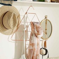 Triangle Accessory Storage