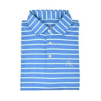 The Fuskie Performance Polo by Rhoback