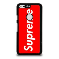 SUPREME 2 Google Pixel Case Cover