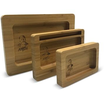 AFG Bamboo Rolling Tray