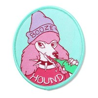 Booze Hound Patch