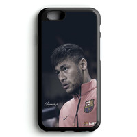 Neymar Jr Barcelona iPhone 4s iphone 5s iphone 5c iphone 6 Plus Case | iPod Touch 4 iPod Touch 5 Case