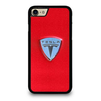 TESLA MOTOR LOGO iPhone 7 Case Cover