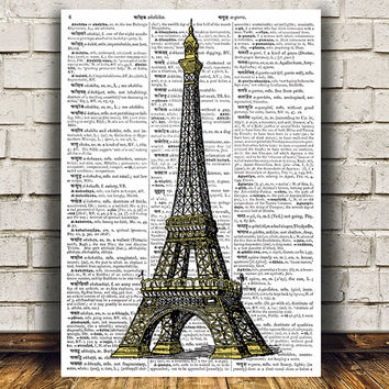 French poster Antique art Paris print Vintage print RTA714