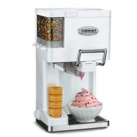 Waldorff's: Cuisinart Ice Cream Maker $90.00