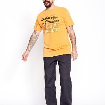 Another Day in Paradise Men's Crew - Marigold