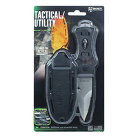 "Tactical Samish Stiletto Knife 3"" - Black"