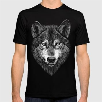 Wolf T-shirt by Pirro Koci