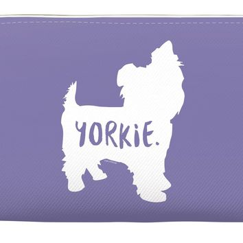 Yorkie Accessory Pouch