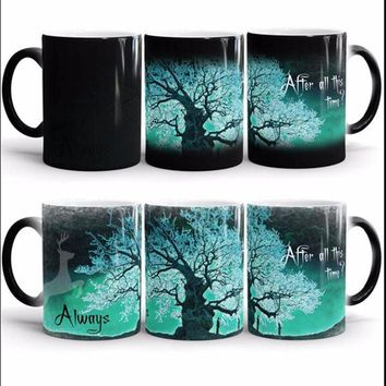 Harry Potter Color Changing Mug