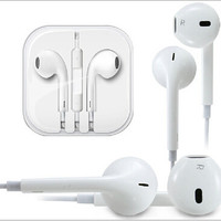 High Quality sound, Best Stereo Apple Headphones With Mic