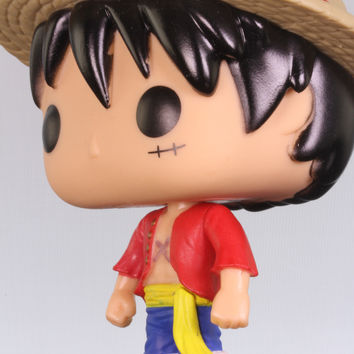 Funko Pop Animation, Shonen Jump One Piece, Monkey. D. Luffy #98