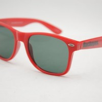 NCAA Ohio State Buckeyes Apollo Red Retro Sunglasses