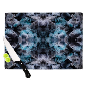 "Akwaflorell ""Abyss"" Blue Black Cutting Board"
