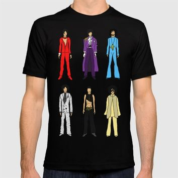 Outfits of Prince Fashion on White T-shirt by Notsniw