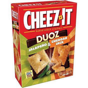 Cheez-It 12.4 ea