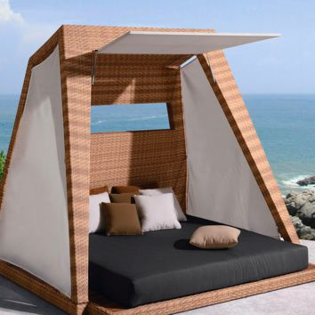 Palace Outdoor Cabana