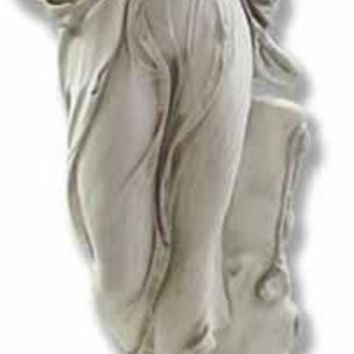 Danseuse de la Bibliotheque Greek Maiden Lifesize Sculpture 51H - 4724