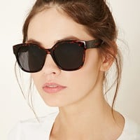 Gradient Square Sunglasses | Forever 21 - 1000220123