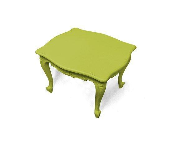 Plastic Fantastic of JSPR | Coffee tables / Side tables | Outdoor occasional tables