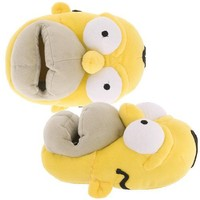 The Simpsons Homer Simpson Slippers for Men