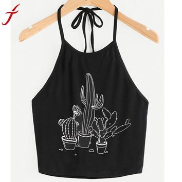 Women's Summer Bustier Crop Top - The 70's called - Free Shipping