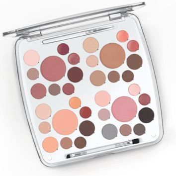 makeup - the day life palette - em cosmetics by michelle phan