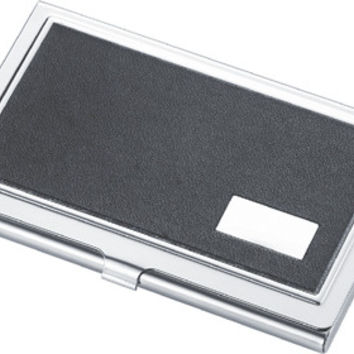 Jupiter Leather And Business Card Case