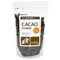 Navitas Naturals Raw Cacao Nibs, Organic, 16-Ounce Pouches (Pack of 2)