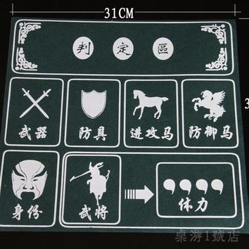 Family Friends party Board game Three kingdoms kill san guo sha full set version strategy  Role Playing Cards game AT_41_3