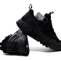 """""""Nike Air Huarache Utility PRM"""" Unisex Sport Casual Running Shoes Couple Sneakers"""