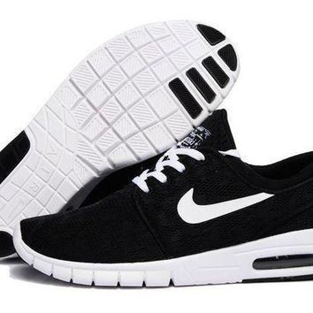 CREY9N Nike SB Stefan Janoski Max' Unisex Sport Casual Small Air Cushion Sneakers Couple Run