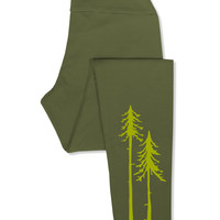 Two Pines Organic Cotton Leggings