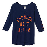 Denver Broncos V-neck Tee - Victoria's Secret