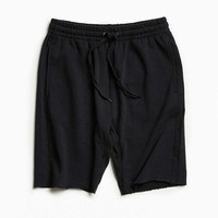 UO Raw Hem Knit Short - Urban Outfitters